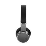 Lenovo ThinkPad X1 Headphones Head-band Bluetooth Black, Grey, Silver