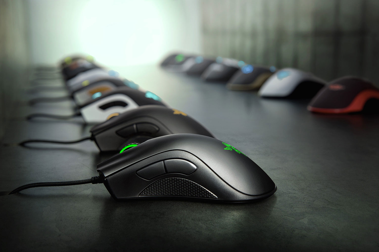 Details about New Razer Deathadder Essential Mice Usb Optical 6400 Dpi  RZ01-02540100-R3M1