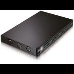 ZyXEL XGS-4528F Managed Black