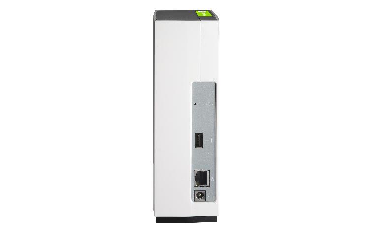 QNAP TS-128 NAS Mini Tower Ethernet LAN Black,White storage server