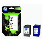 HP SA342AE (56+57) Printhead multi pack, 510 pages, 520 pg + 500 pg, Pack qty 2