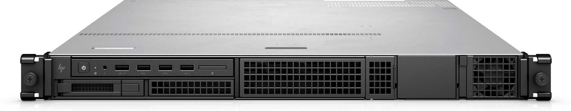 HP ZCentral 4R DDR4-SDRAM W-2223 Rack-mounted chassis Intel Xeon W 16 GB 256 GB SSD Windows 10 Pro for Workstations Workstation Black