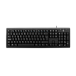 V7 USB/PS2 Wired Keyboard – ES