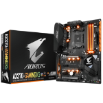 Gigabyte AX370-Gaming K5 AMD X370 Socket AM4 ATX motherboard