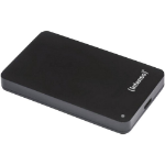 Intenso HUB MC HD 2.5 3TB BLACK 1289215 3000GB external hard drive