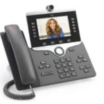 Cisco CP-8865NR-K9= IP phone Charcoal Wired handset Wi-Fi