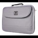 "Approx appNB17G notebook case 43.2 cm (17"") Briefcase Grey APPNB17G"
