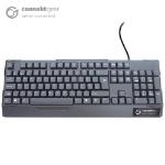 CONNEkT Gear KB232 USB Standard UK Layout Keyboard - Water Resistant - Black