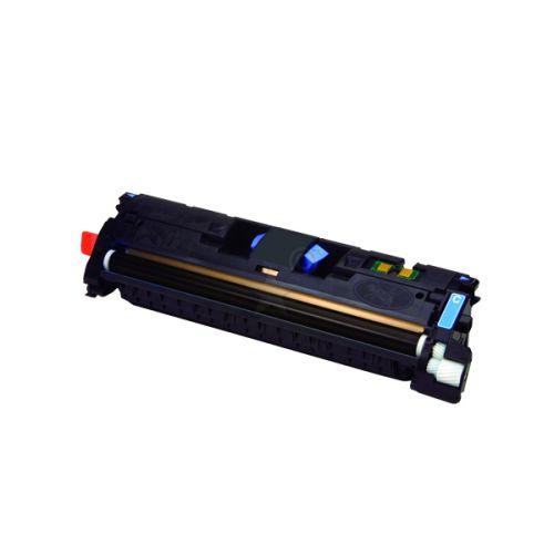 Remanufactured HP Q3961A (122A) / C9701A (121A) / Canon EP701C Cyan Toner Cartridge