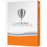 Corel CorelDRAW Home & Student Suite X8