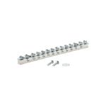 Panduit UGB2/0-414-12 Grey grounding hardware