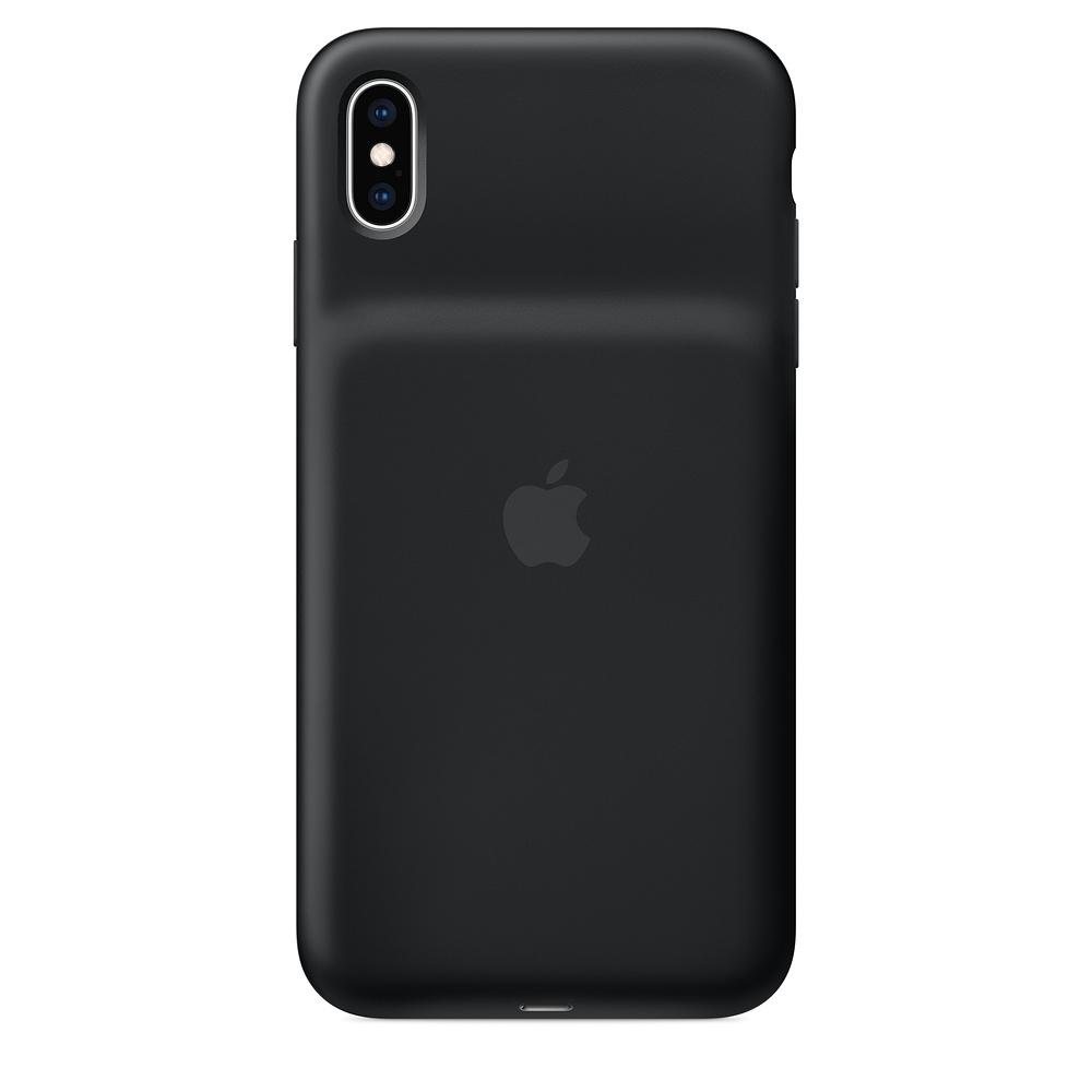 "Apple MRXQ2ZM/A mobile phone case 16.5 cm (6.5"") Skin case Black"