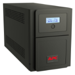 APC Easy UPS SMV uninterruptible power supply (UPS) Line-Interactive 750 VA 525 W 6 AC outlet(s)