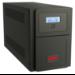 APC Easy UPS SMV sistema de alimentación ininterrumpida (UPS) Línea interactiva 750 VA 525 W 6 salidas AC