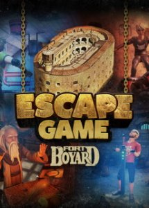 Nexway Escape Game Fort Boyard PC Básico Inglés