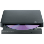 LG GP50NB40 optical disc drive Black DVD Super Multi DL