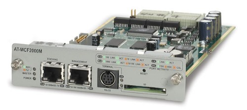 Allied Telesis SNMP Managment Module f/ AT-MCF2000 network switch component