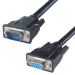 Connekt Gear 25M Superior VGA Monitor Extension Cable Male to Female Fully Wired (Black)