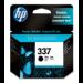 HP 337 Original Negro 1 pieza(s) Rendimiento estándar