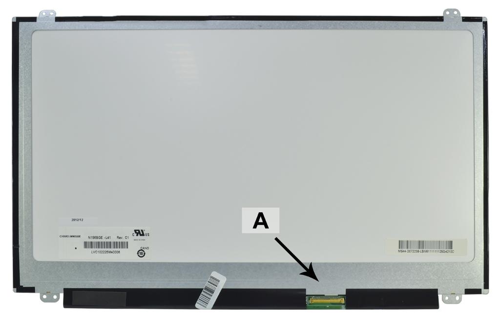 2-Power 15.6 WXGA HD 1366x768 LED Glossy Screen - replaces N156O6-L0D