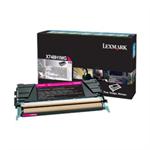 Lexmark X748H3MG Toner magenta, 10K pages