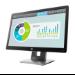 "HP EliteDisplay E202 50.8 cm (20"") 1600 x 900 pixels HD+ LED Black,Silver"