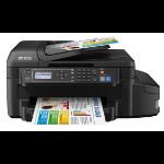 Epson EcoTank ET-4550 A4 Inkjet Print, Scan, Copy, Fax, Colour, Wireless, Auto Duplex