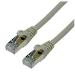 MCL 2m Cat7 S/FTP cable de red Gris S/FTP (S-STP)