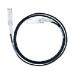 Mellanox Technologies 3m QSFP - SFP+ cable infiniBanc SFP+ Negro