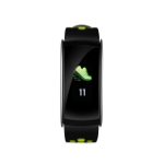 "Canyon CNS-SB41BG activity tracker Armband activity tracker Black,Green IP68 LCD 2.44 cm (0.96"")"