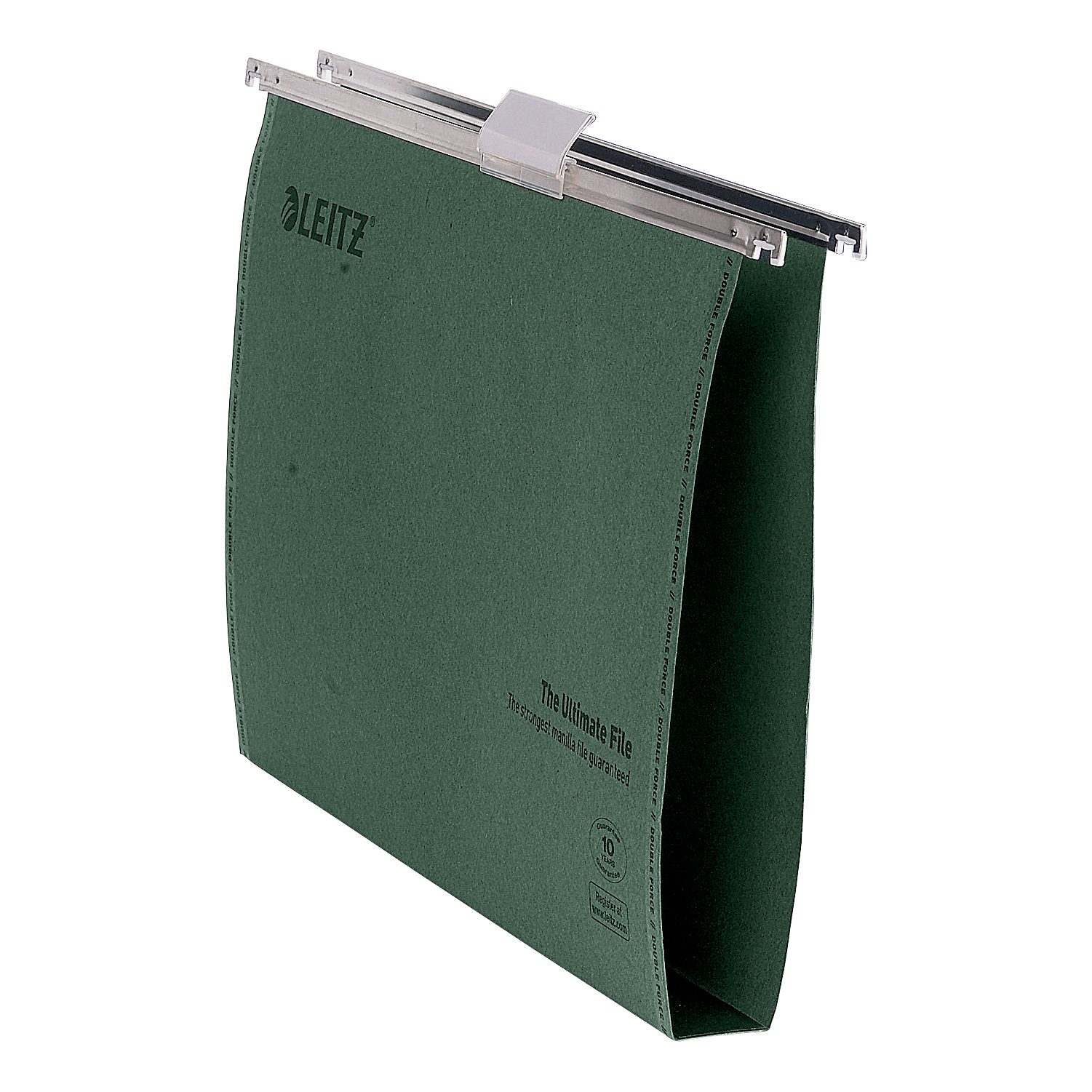 Leitz Ultimate SuspFile FC 30mm Grn Pk50