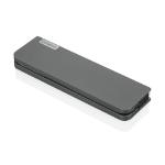 Lenovo USB-C Mini Dock Verkabelt USB 3.2 Gen 1 (3.1 Gen 1) Type-C Grau