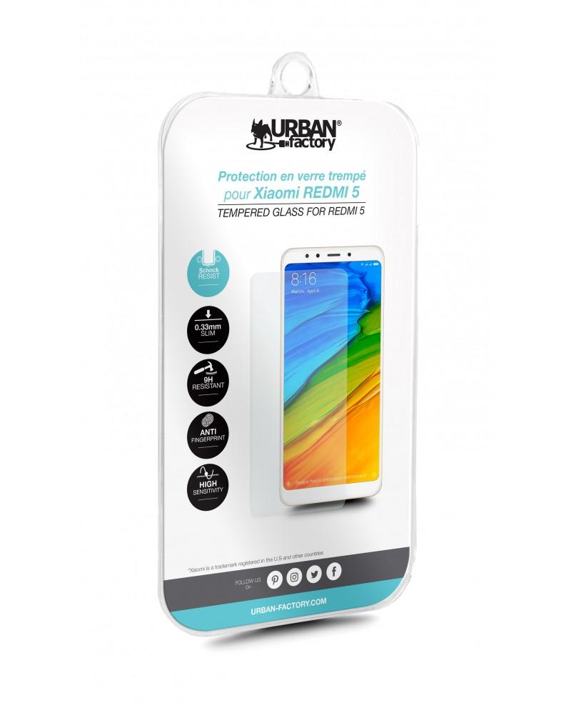 Urban Factory TGP74UF protector de pantalla Teléfono móvil/smartphone Xiaomi 1 pieza(s)