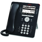 Avaya 9608G 4 Pack Wired handset Grey IP phone