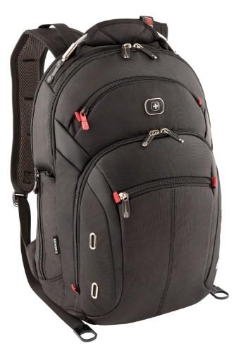 "Wenger/SwissGear 600627 15"" Backpack Black notebook case"