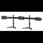 "Amer AMR3S32 32"" Freestanding Black flat panel desk mount"