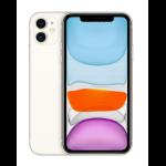 "Apple iPhone 11 15.5 cm (6.1"") Dual SIM iOS 13 4G 128 GB White"