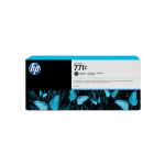 HP B6Y07A (771C) Ink cartridge black matt, 775ml