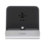 Belkin F8M769BT Indoor Grey,Stainless steel mobile device charger