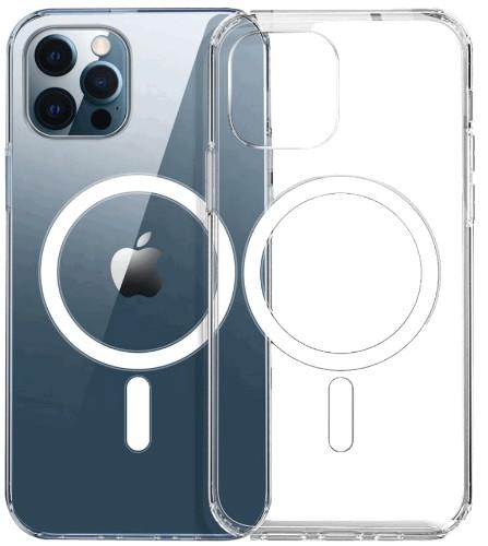 eSTUFF iPhone 12 Pro Max MagSafe mobile phone case Cover Transparent