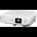 Epson EB-980W Desktopprojector 3800ANSI lumens 3LCD WXGA (1280x800) Wit beamer/projector