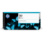 HP P2V86A (747) Ink cartridge gray, 300ml