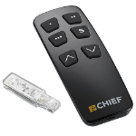 Chief PACREM remote control Bluetooth Press buttons