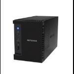 Netgear ReadyNAS 312 Mini Tower Ethernet LAN Black