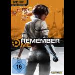 Capcom Remember Me Basic English PC