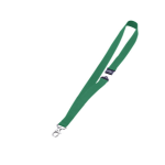 Durable Textile Badge Necklace/Lanyard 20 with Safety Release