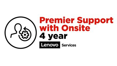 Lenovo 4 años Premier Support con In Situ