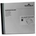 Durable DUAL SEC PASS HOLDER NO CLIP P50