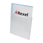 "Rexel Nyrexâ""¢ Heavy Duty Extra Capacity Pockets (5)"