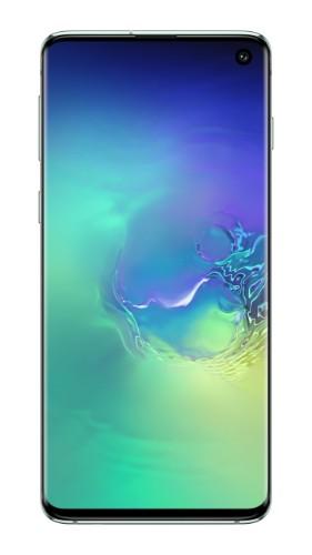 "Samsung Galaxy S10 SM-G973F 15.5 cm (6.1"") 8 GB 128 GB 4G Green 3400 mAh"
